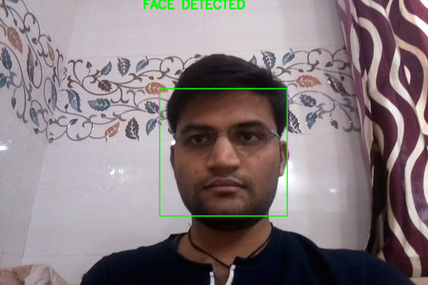 Real-Time Face Detection With Raspberry Pi
